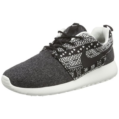 WMNS Nike Roshe One Winter [685286-001] NSW Casual Black/Sail