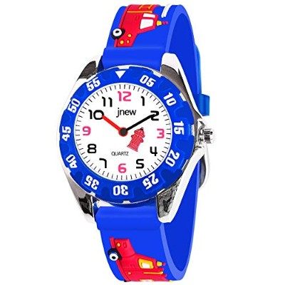 Tisy Unique 3d漫画防水Watches for Kids–Best Gifts