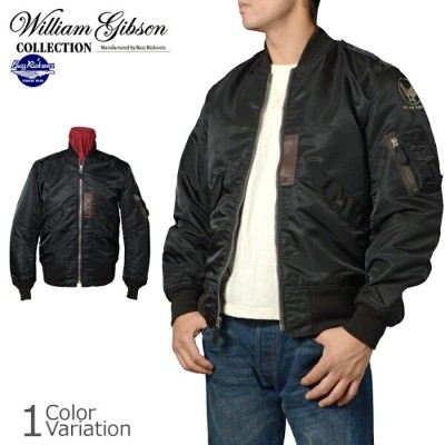 """Buzz Rickson's(バズリクソンズ) """"WILLIAM GIBSON COLLECTION""""TYPE BLACK L-2B BR13175"""