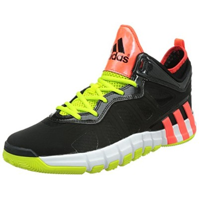 Adidas Crazyquick 2.5 Low [S84013] Basketball Jeremy Lin Black/Solar Red-Volt-100