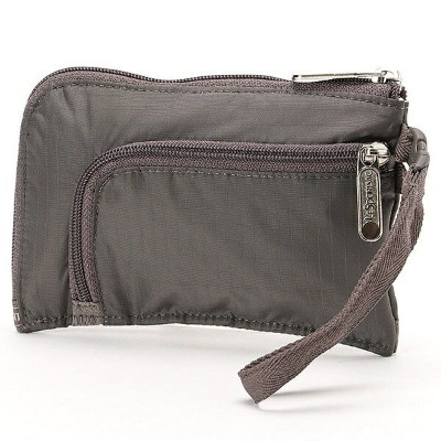 CURVED COIN POUCH/チャコールシークレット/レスポートサック(LeSportsac)