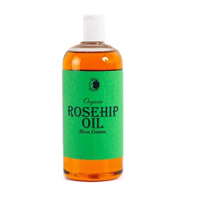 Mystic Moments | Rosehip Organic Carrier Oil - 500ml - 100% Pure