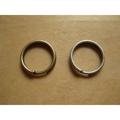 【2重カン】2×13mm :1個【AG】no,M-1061 【AS】no,M-2061