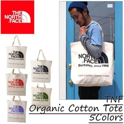 The North Face/ザノースフェイス トートバッグ TNF オーガニックコットントート 全5色 TNF Organic Cotton Tote 5Colors The North Face...