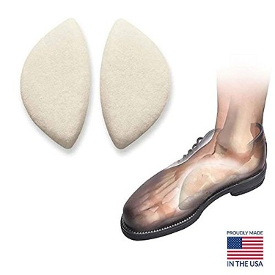 [Arch Support Insoles to Relieve Arch Pain, Durable Foot Arch Support Shoe Inserts for Flat Feet -...
