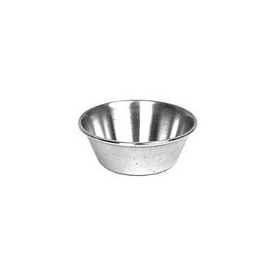 Thunder Group Stainless Steel Sauce Cup, 1-1/2-Ounce by Thunder Group [並行輸入品]