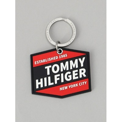 52a737f49447 TOMMY JEANS (M) トミー ヒルフィガー 【バッジ キーホルダー】 トミーヒルフィガー ファッショングッズ【