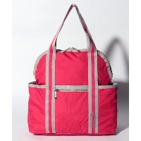 LeSportsac DOUBLE TROUBLE BACKPACK/ヘリテージレッド