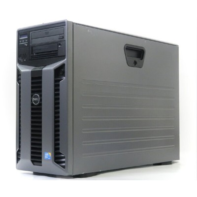 DELL PowerEdge T610 II Xeon E5645 2.4GHz 12GB 300GBx3台(SAS3.5インチ/6Gbps/RAID5構成) DVD-ROM AC*2 PERC...