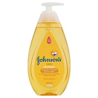 Johnsons Baby Shampoo 500ml