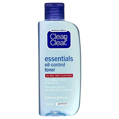 Clean & Clear Essentials Oil-Control Toner 100mL