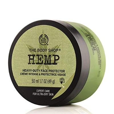 Body Shop Hemp Face Protector
