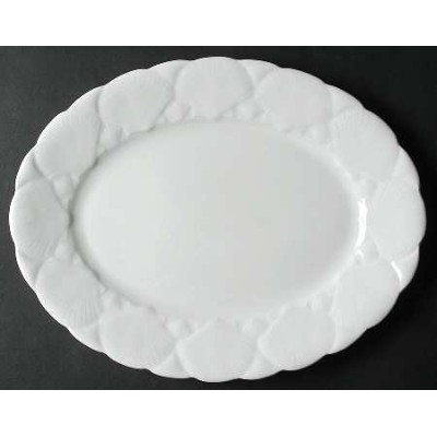 WedgwoodオーシャンサイドOval Platter
