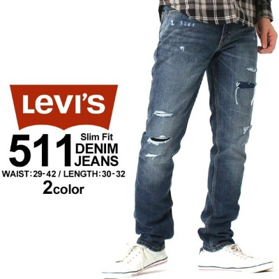 [10%OFFクーポン配布] リーバイス Levi's Levis リーバイス 511 SLIM FIT STRETCH JEANS [Levi's Levis リーバイス 511 ジーンズ メンズ...