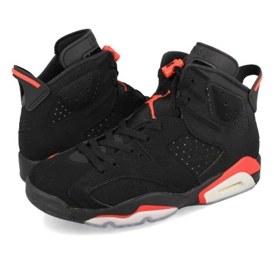 NIKE AIR JORDAN 6 RETRO 【BLACK INFRARED】 ナイキ エア ジョーダン 6 レトロ BLACK/INFRARED 384664-060