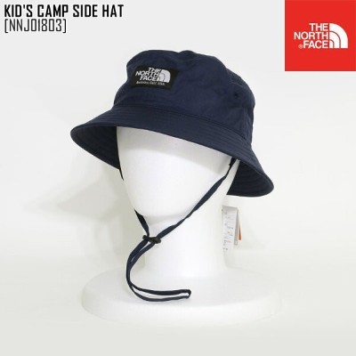 THE NORTH FACE ノースフェイス キッズ ハット KID'S CAMP SIDE HAT 帽子 NNJ01803