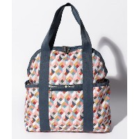 LeSportsac DOUBLE TROUBLE BACKPACK/ボックスステップ