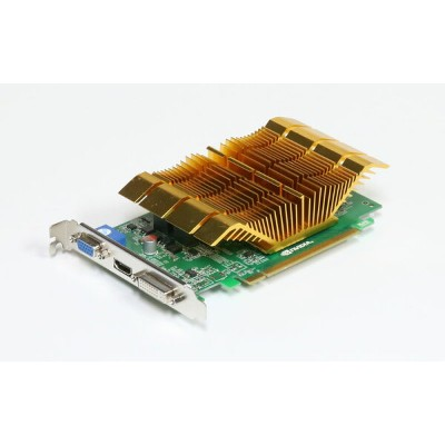 Giada GeForce GT520 512MB VGA/HDMI/DVI PCI Express 2.0 x16 GT520 HV1192-10【中古】