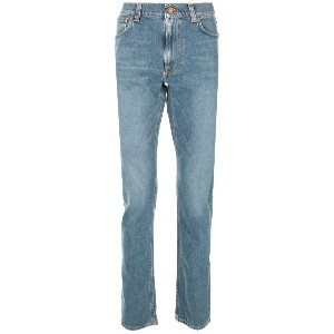 Nudie Jeans Co ブーツカット ジーンズ - ブルー