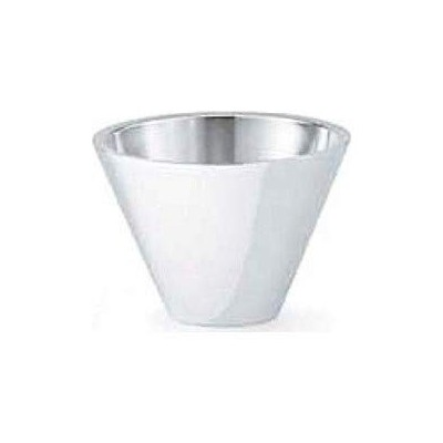 Vollrath 4657900 Stainless Steel Double Wall Conical Bowl, 6.4-Quart [並行輸入品]