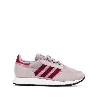 Adidas Forest grove trainers - パープル