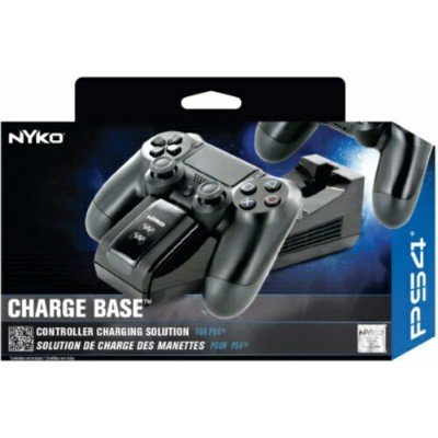 CHARGE BASE FOR PLAYSTATION 4【中古】[☆3]