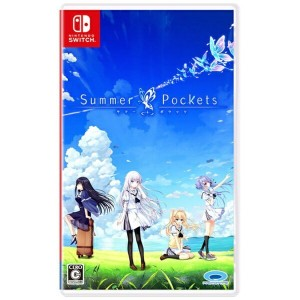 プロトタイプ PROTOTYPE Summer Pockets【Switch】