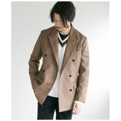 【SALE/20%OFF】URBAN RESEARCH GUNCLUB DOUBLE JACKET アーバンリサーチ コート/ジャケット【RBA_S】【RBA_E】【送料無料】