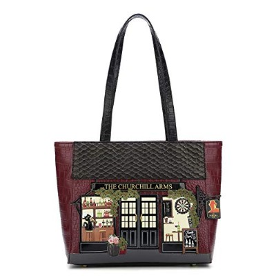 Churchill Arms Tote Bag