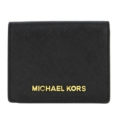 MICHAEL KORS マイケルコース カードケース 32T4GTVF2L 001 JET SET TRAVEL