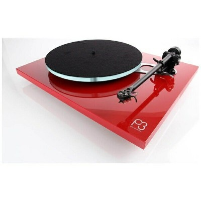 REGA レコードプレーヤー(50HZ専用) PLANAR3RED-WITH-ELYS2-50HZ[PLANAR3REDWITHELYS2]