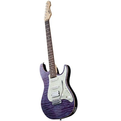 【受注生産】ESP SNAPPER-CTM Indigo Purple