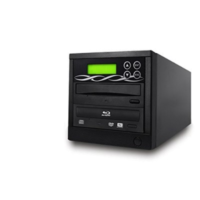 Bestduplicator BD-BR-1T 1 Target 16X M-Disc/BD-R/DVD/CD Blu-Ray Duplicator by BestDuplicator