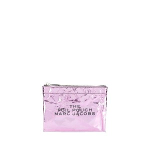 Marc Jacobs The Foil ポーチ - ピンク