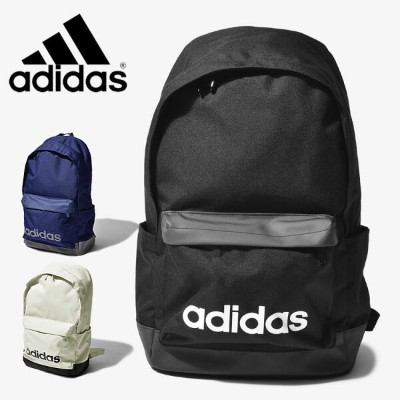adidas アディダス バックパック リニアロゴ バックパック RINIAROGO BACKPACK FSX25 DT8638 DT8642 DT8640 メンズ レディース リュックサック...