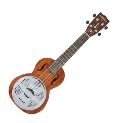 GRETSCH G9112 RESONATOR-UKULELE Honey Mahogany Stain リゾネイターウクレレ Gretsch Roots Collection 【グレッチ】