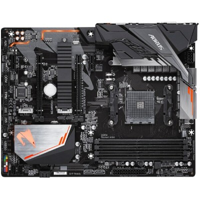 ギガバイト B450 AORUS ELITE [マザーボード AMD B450/Socket AM4/DDR4/ATX]