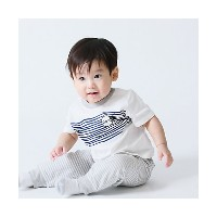 COMME CA ISM (ベビー&キッズ)/コムサイズム 【ギフトセット】男の子用(80・90cm) Tシャツ&パンツセット(2382WL02) 03【三越・伊勢丹/公式】 その他