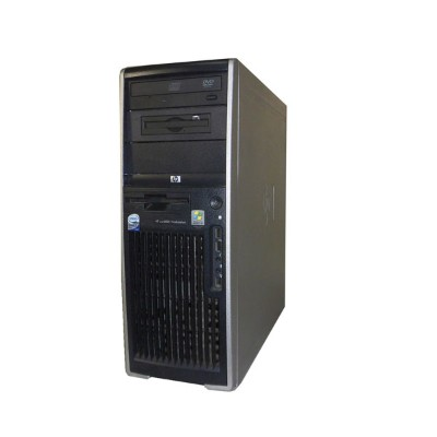 HP WorkStation XW4400 (ET115AV) WindowsXP 中古ワークステーション Core2Duo 6300 1.86Ghz/1GB/80GB/FireGL V3300