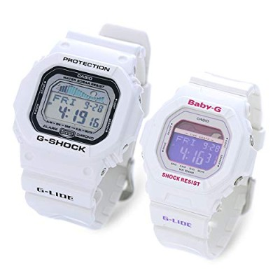 []G-SHOCK ペア GLX-5600-7JF-BLX-5600-7JF JWell ジェイウェル