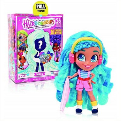 【Hairdorables】ヘアドラブルズ シーズン2 Collectible Surprise Dolls and Accessories Series 2 (Styles May Vary)...