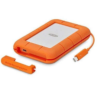 LACIE STFS500400 Rugged Thunderbolt USB-C SSD/500GB