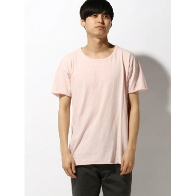 nudie jeans nudie jeans/(M)Roger ヌーディージーンズ / フランクリンアンドマーシャル カットソー Tシャツ ピンク【送料無料】