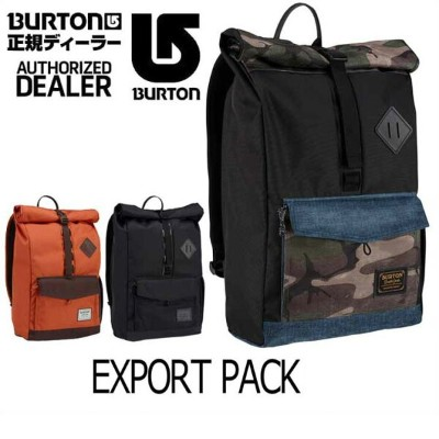 16-17 FALL/WINTER BURTON バートン 【 EXPORT PACK 】 【 25L 】 Day Pack デイパック バックパック 日本正規品 【返品種別OUTLET】