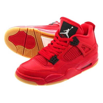 NIKE WMNS AIR JORDAN 4 RETRO NRG 【SINGLES DAY】 FIRE RED/SUMMIT WHITE/BLACK av3914-600