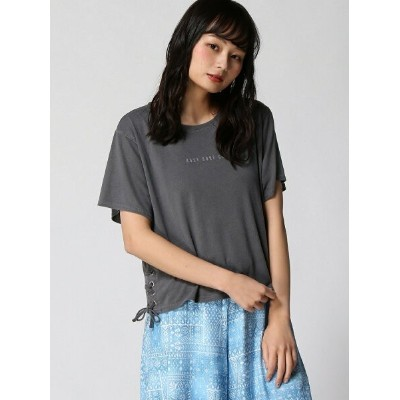 【SALE/50%OFF】ROXY (W)SIGN ロキシー カットソー カットソーその他 グレー ピンク ホワイト