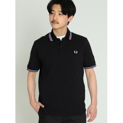 FRED PERRY FRED PERRY × BEAMS / 別注 ツイン ティップライン ポロシャツ ビームス メン カットソー【送料無料】