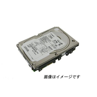 Seagate ST3146854LW 【中古】Ultra320 SCSI 68pin 146GB 15K