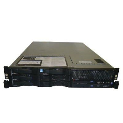 IBM eServer xSeries 346 8840-25J 【中古】Xeon 3.2GHz×2/2G/HDDレス(別売り)