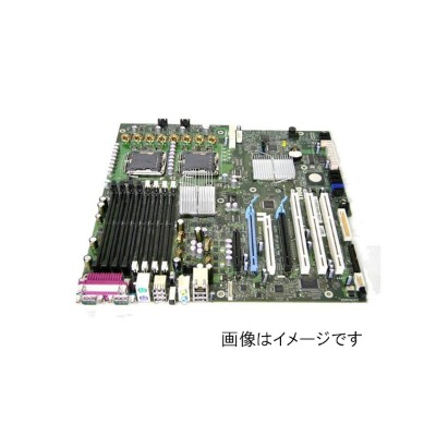 DELL 00W9X3 PowerEdge R710用 マザーボード(0W9X3)【中古】